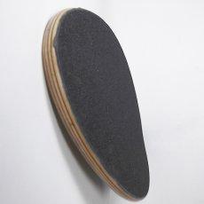 画像3: 28インチOriginal Skateboards Derringer デッキ・ナチュラルレッド(フルグリップ付) (3)