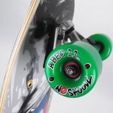 画像3: 36インチ・ドミネーター・ランダルR2-180mmサーフスケート・コンプリート (3)