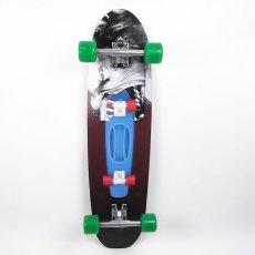 画像1: 36インチ・ドミネーター・ランダルR2-180mmサーフスケート・コンプリート (1)