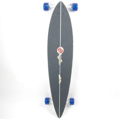 画像3: 43インチ オリジナル・スケートボード(Original Skateboards)社製 Pintail43 コンプリート