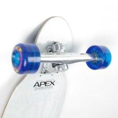 画像3: 【送料無料】34インチ オリジナル・スケートボード(Original Skateboards)社製 Apex34 Double Concave Super8コンプリート (3)