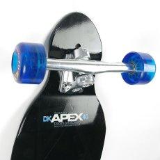 画像3: 40インチ オリジナル・スケートボード(Original Skateboards)社製 APEX 40インチ・ダイアモンド・ドロップ・コンプリートモデル (3)