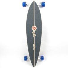 画像4: 37インチ オリジナル・スケートボード(Original Skateboards)社製 Pintail37 コンプリート (4)
