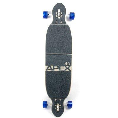 画像3: 40インチ オリジナル・スケートボード(Original Skateboards) APEX 40インチ・ダブルコンケーブ・コンプリートモデル