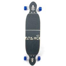 画像4: 40インチ オリジナル・スケートボード(Original Skateboards) APEX 40インチ・ダブルコンケーブ・コンプリートモデル (4)