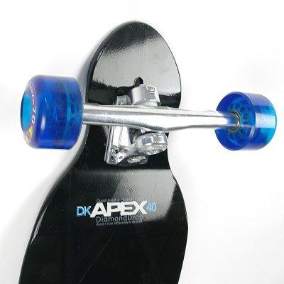 画像2: 40インチ オリジナル・スケートボード(Original Skateboards)社製 APEX 40インチ・ダイアモンド・ドロップ・コンプリートモデル