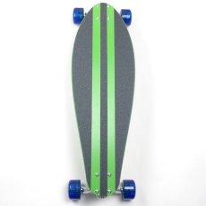 画像4: 28インチ オリジナル・スケートボード(Original Skateboards)社製 Derringer Super6コンプリート【グリーン】 (4)