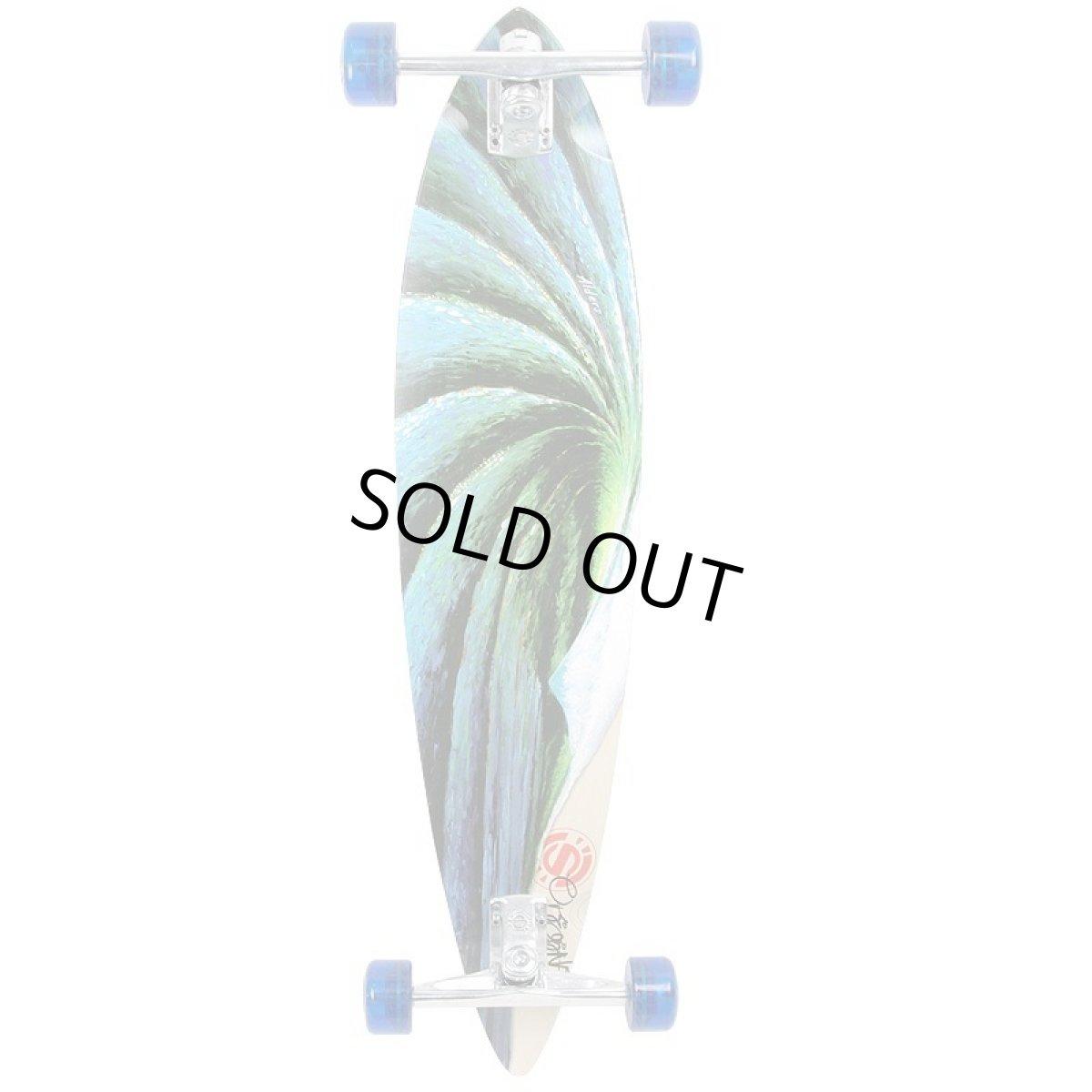 画像1: 40インチ オリジナル・スケートボード(Original Skateboards)社製 Pintail40コンプリート (1)
