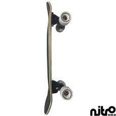画像3: サーフスケート NitroSK8 スケートボード コンプリート Mystic(ミスティック)モデル 29.5 x 9.5インチ (3)
