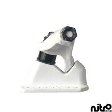 画像8: サーフスケート NitroSK8 スケートボード コンプリート Retro Surf(レトロサーフ)モデル 30.5 x 10インチ (8)