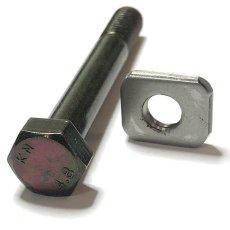 画像2: オリジナル品 Carver用キングピン&固定ナットセット(ミリピッチ) (2)