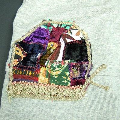 画像3: Jalian Pull-Over Hooded Swet (Heather) LサイズC