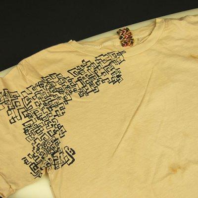 画像1: Jalian T-shirts Bone LサイズB