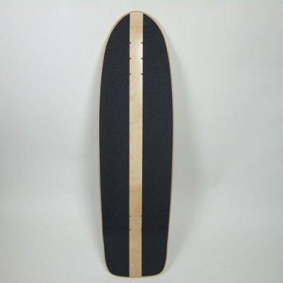 画像1: 38インチ X 11インチ幅 HOTHEADサーフスケートデッキ