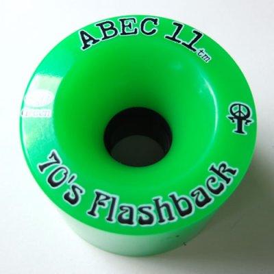 画像1: Abec11 Flash Backウィール(70mm径)各種