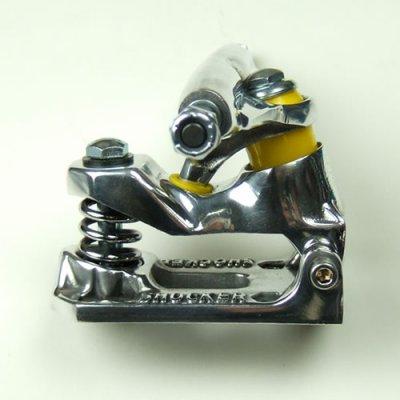 画像1: V-shockerトラック Silver(245mm)