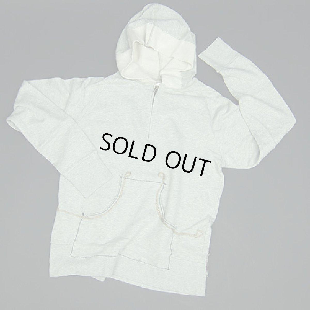 画像1: Jalian Pull-Over Hooded Swet (Heather) MサイズB (1)