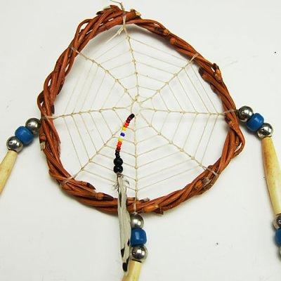 画像1: ドリーム・キャッチャー:ナバホ族製