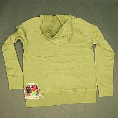画像1: Jalian Pull-Over Hooded Swet (Olive) LサイズA