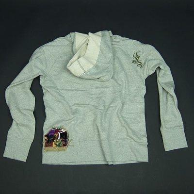 画像1: Jalian Pull-Over Hooded Swet (Heather) LサイズC