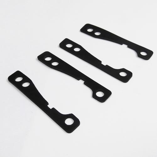 画像1: 2mm厚ノーブランド・スティック・ライザーパッド(ドロップスルーデッキ用) (1)