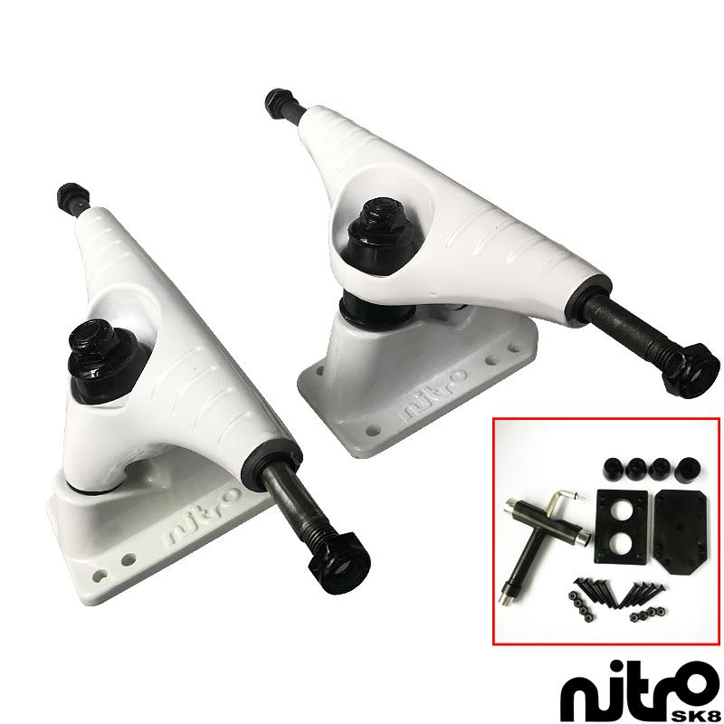 画像1: サーフスケート NitroSK8 トラック キット (1)