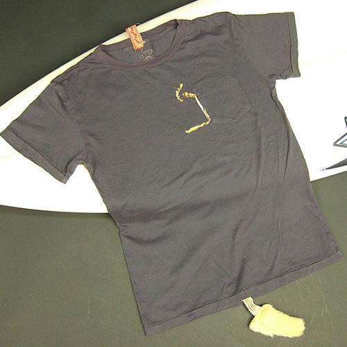 画像1: Jalian T-shirts SUMI MサイズA (1)