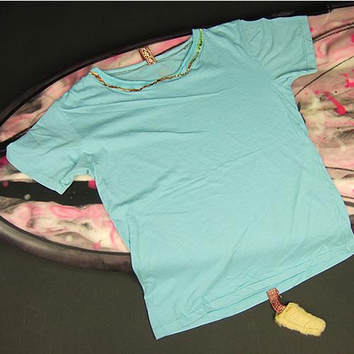 画像1: Jalian T-shirts SORA サイズL‐B (1)